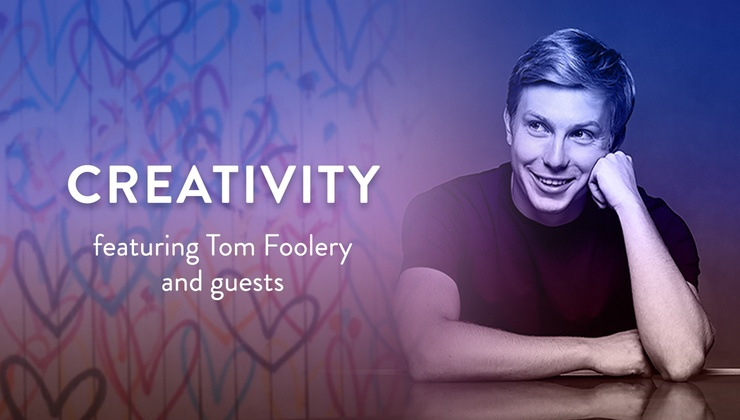 C the Good – Episode 1:  Creativity with Tom Foolery and guests