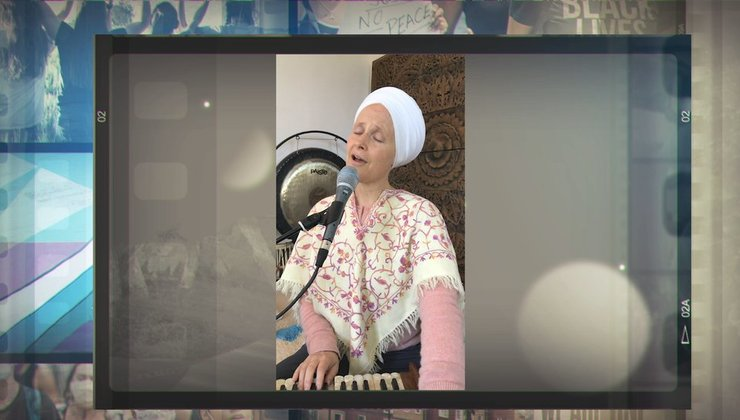 Snatum Kaur Khalsa meditation/song