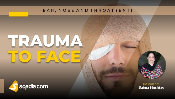 Trauma to Face