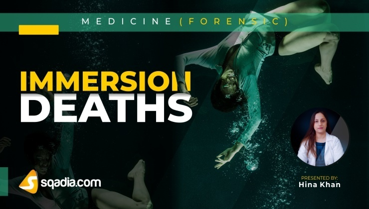 Immersion Deaths