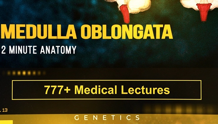 777+ Medical Lectures
