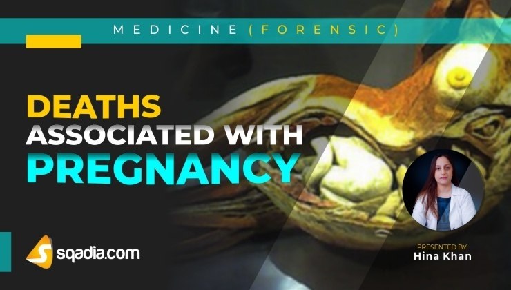 Deaths Associated with Pregnancy