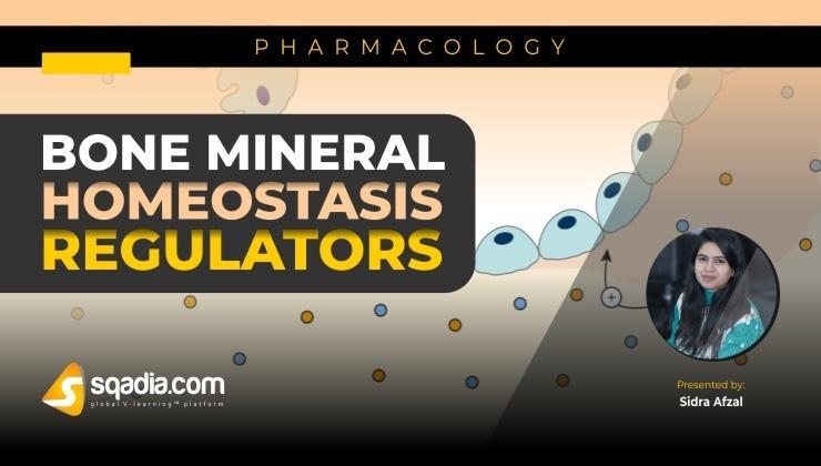 Bone Mineral Homeostasis Regulators