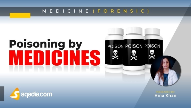 Poisoning by Medicines
