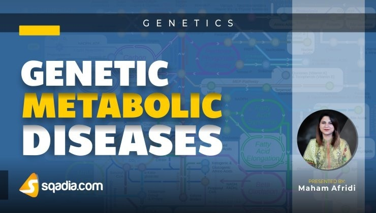 Genetic Metabolic Diseases