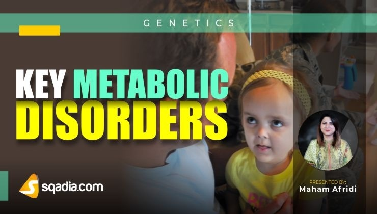 Key Metabolic Disorders