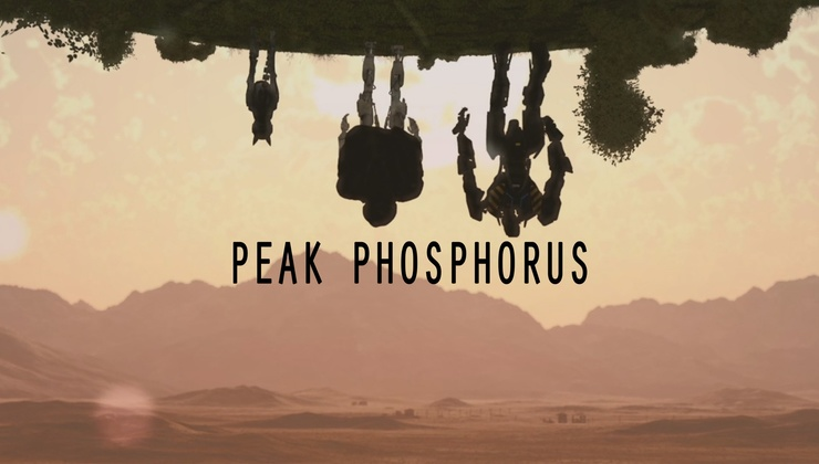 Peak Phosphorus