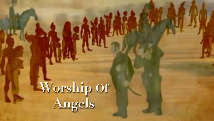 Worship of Angels
