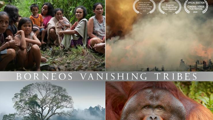 Borneo's Vanishing Tribes