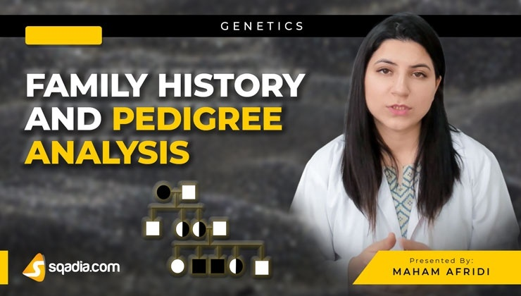 Family History and Pedigree Analysis