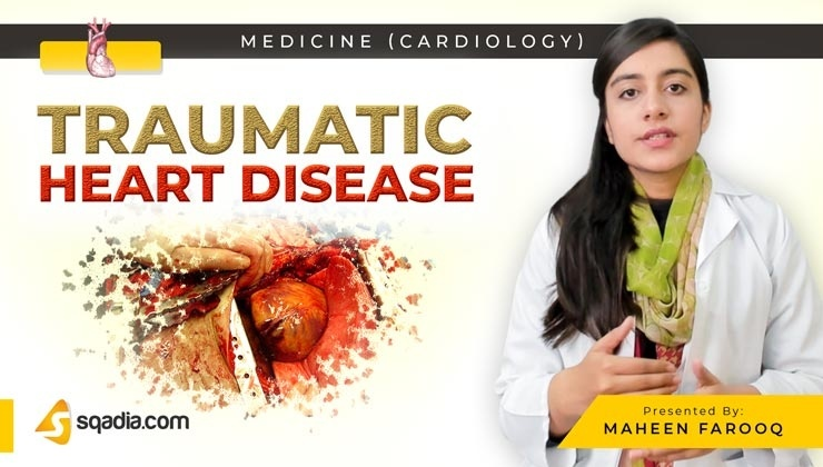 Traumatic Heart Disease