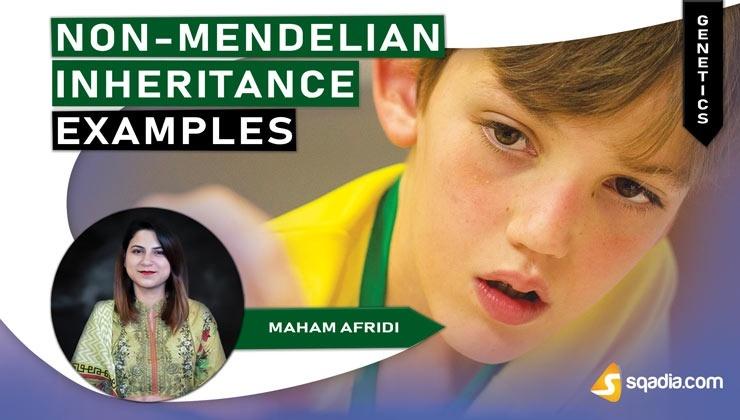 Non-Mendelian Inheritance Examples