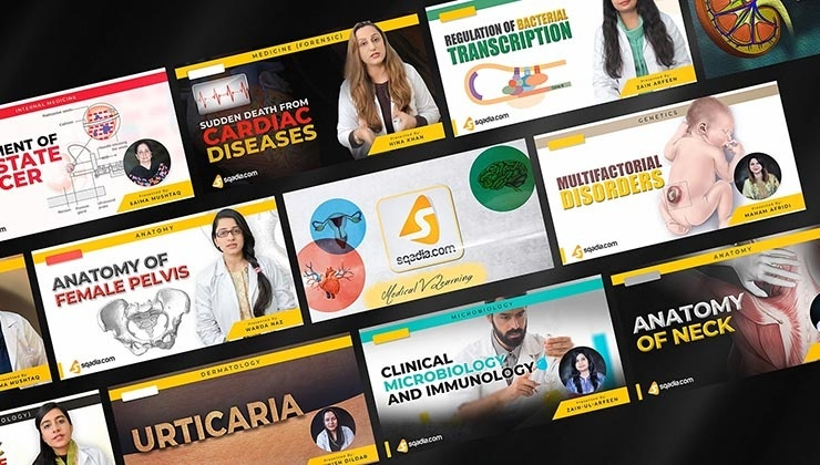 Medicine Video Lectures