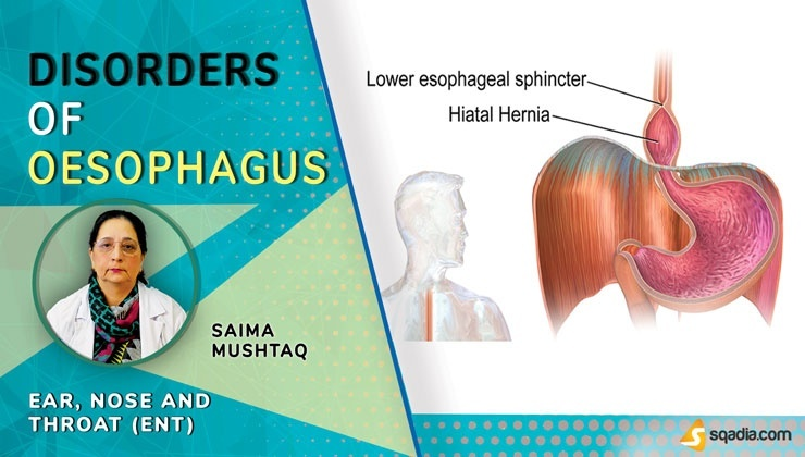 Disorders of Oesophagus