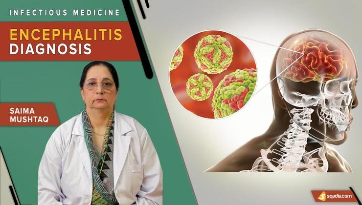 Encephalitis Diagnosis
