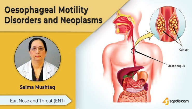 Oesophageal Motility Disorders and Neoplasms