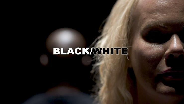 Black/White – by Chaim & Christina Dunbar