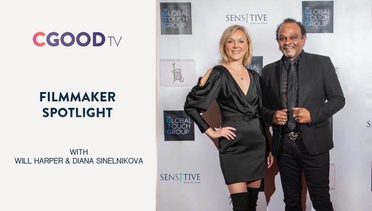 Filmmaker Spotlight w/ Will Harper and Diana Sinelnikova