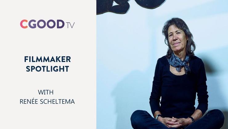 Filmmaker Q & A w/ Renée Scheltema