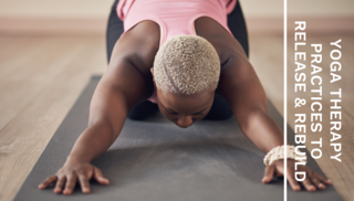 Yoga Therapy, Practices to Build & Rebuild