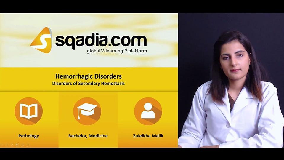 Bbfkqkcrmmmwys3l4eh4 180331 s4 malik zuleikha disorders of secondary hemostasis