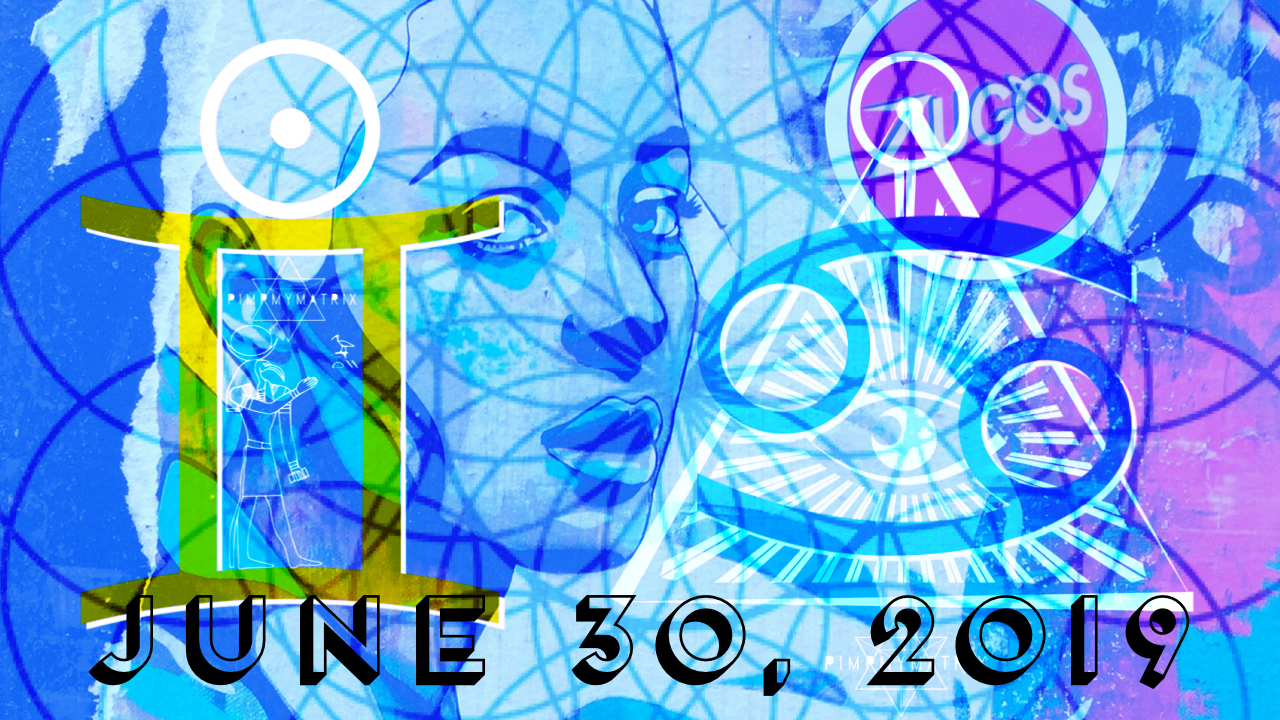 June 2019 Daily Quantum Astrology and Starseed DNA Translation | Sun