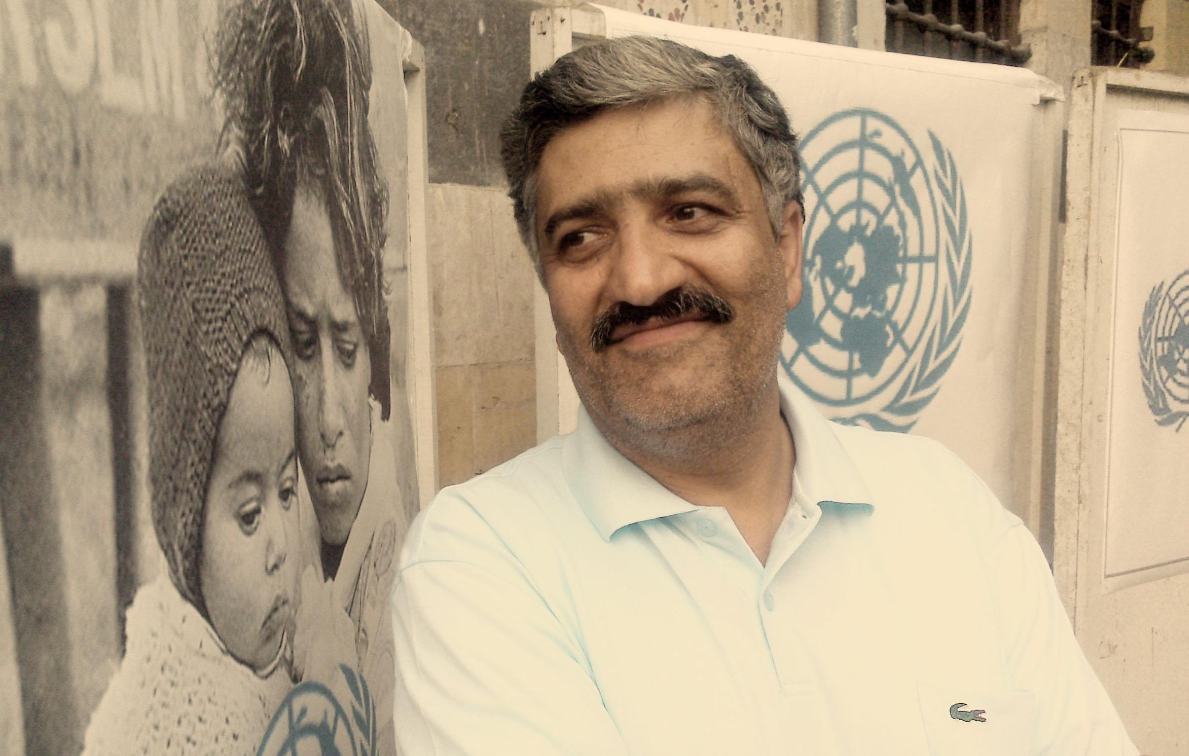 <p>Abbas Rafei</p>