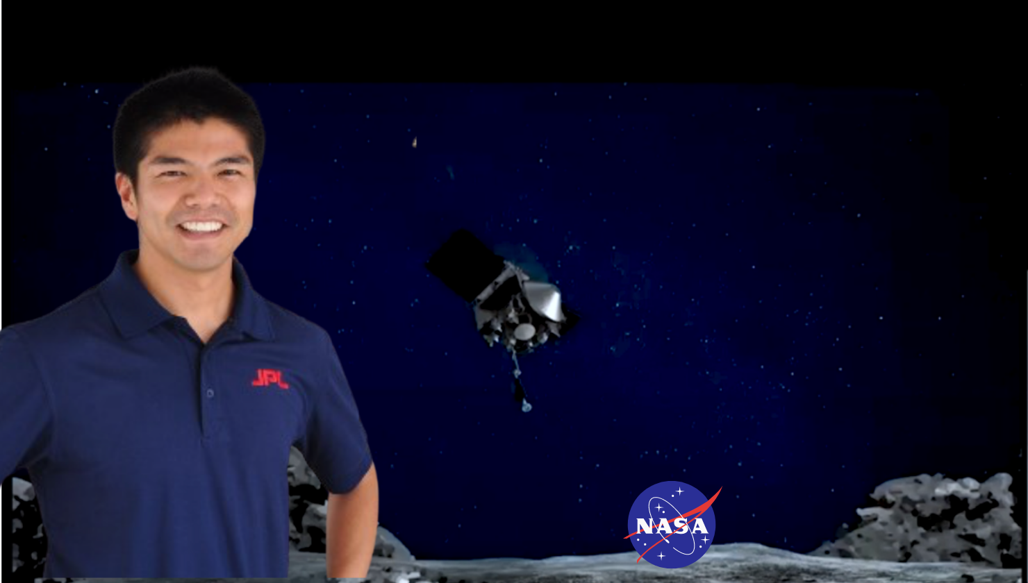 "<p>NASA SPACECRAFT NAVIGATOR</p><p><span class=""text-xs"">DR. YU TAKAHASHI</span></p><p></p>"