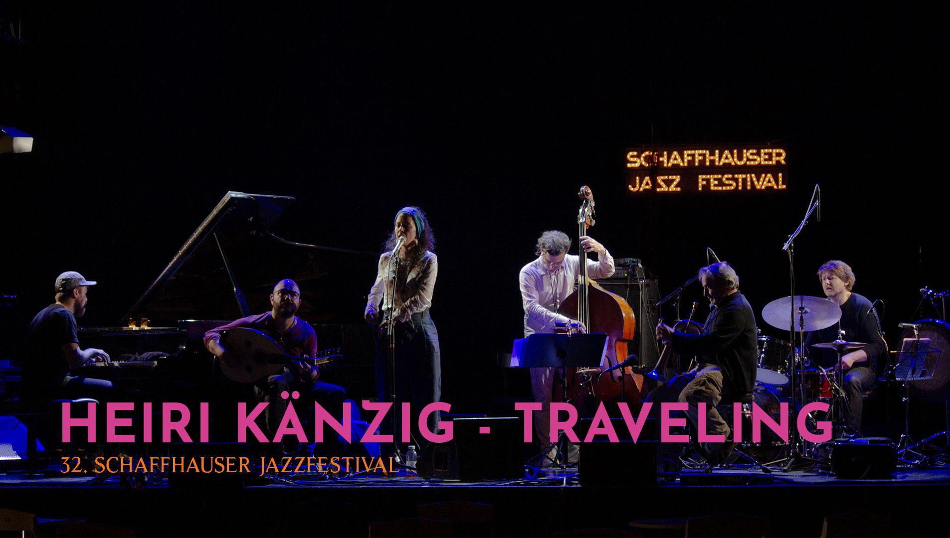 Heiri Känzig - Traveling