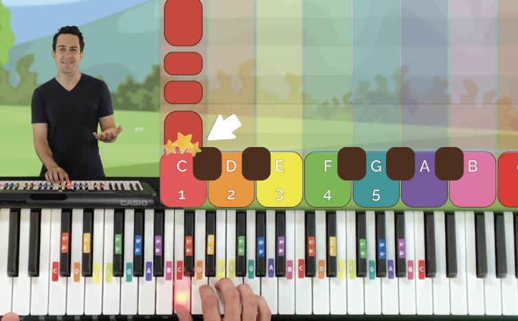 <p>NEW: PIANO</p>