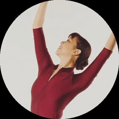 <p>Lina Peralejo</p>, <p>Dance teacher</p>