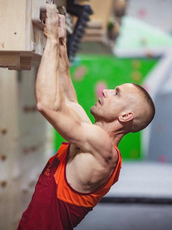 Neil Gresham off the wall training plans