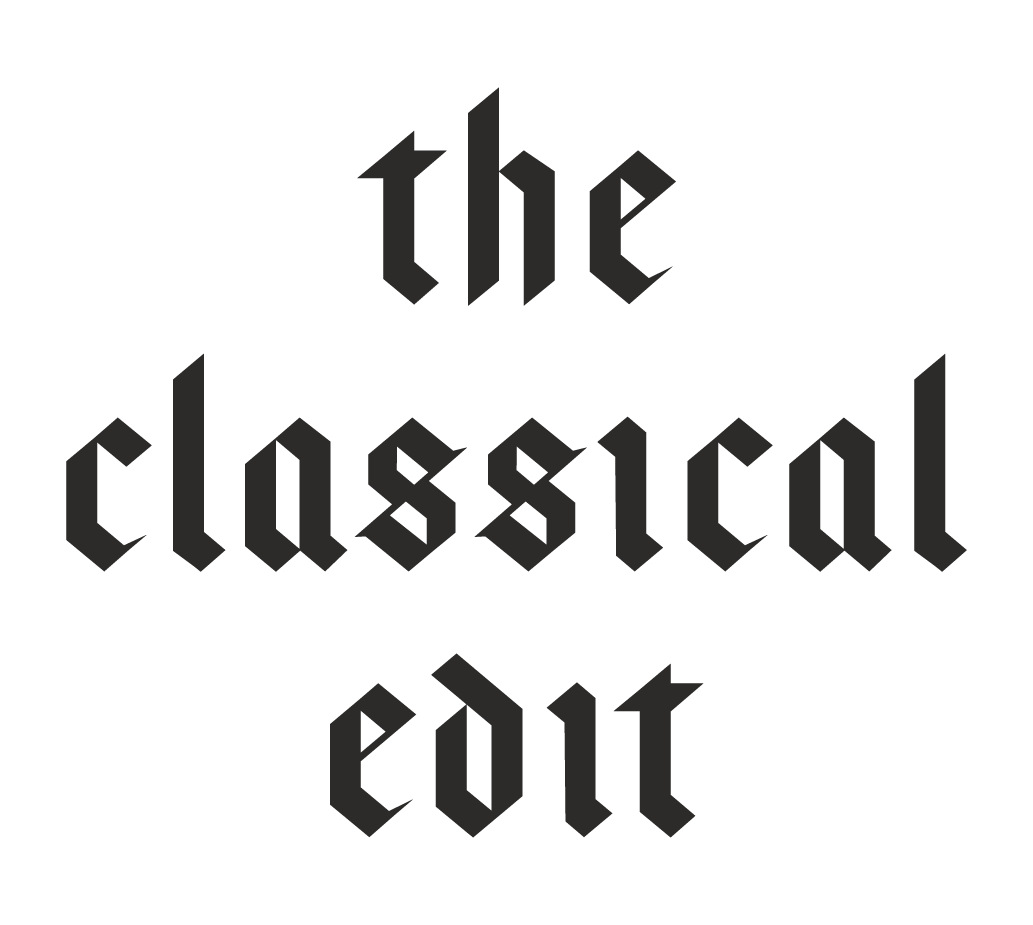 The Classical Edit