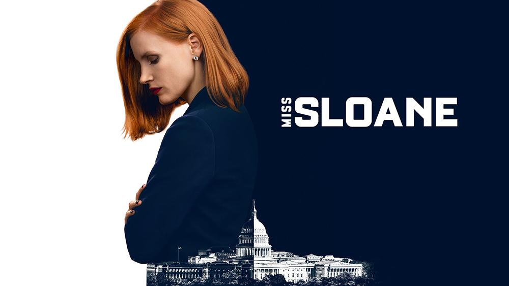 <p>MISS SLOANE</p>